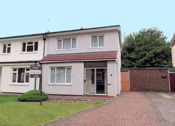 Thumbnail 3 bedroom property for sale in Cropton Road, Hull