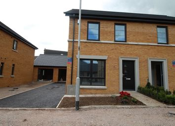Thumbnail 3 bed semi-detached house to rent in Stable Lane, Kesh Road, Lisburn