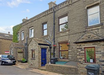 Thumbnail 4 bed terraced house for sale in Thorney Lane, Luddendenfoot, Halifax