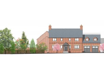 Thumbnail 5 bed detached house for sale in Duck Street, Egginton, Derby