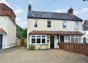 Thumbnail 3 bed semi-detached house to rent in Straight Bit, Flackwell Heath, High Wycombe