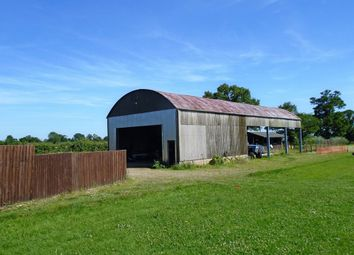Thumbnail 3 bed barn conversion for sale in The Heywood, Diss