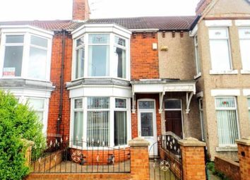 Thumbnail 3 bedroom terraced house for sale in Kings Road, North Ormesby, .