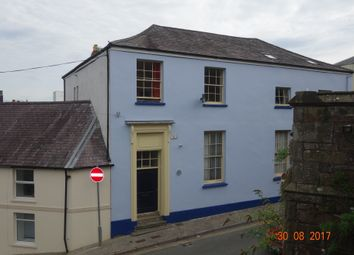 Thumbnail 1 bed flat to rent in St. Marys Street, Haverfordwest
