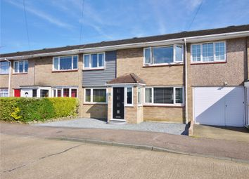 Thumbnail 4 bed terraced house for sale in Barley Field, Kelvedon Hatch, Brentwood, Essex