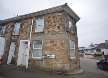 Thumbnail 2 bed terraced house for sale in Edward Street, Camborne