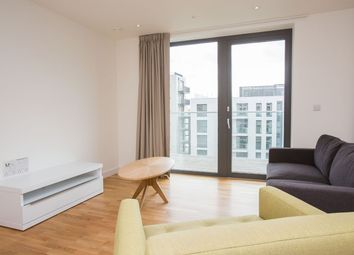 Thumbnail 1 bed flat to rent in 7 Glade Walk, London