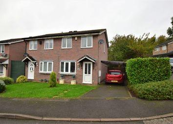 Thumbnail 2 bedroom semi-detached house for sale in East Bank, Abington, Northampton