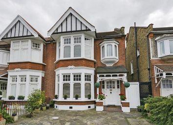 Thumbnail 3 bed semi-detached house for sale in Woodlands Avenue, Aldersbrook, London
