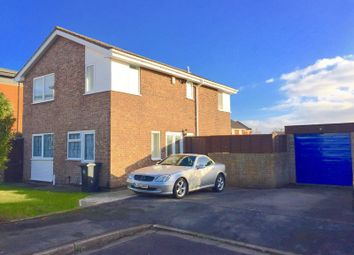 Thumbnail 4 bed detached house for sale in Lodgeside Gardens, Kingswood, Bristol