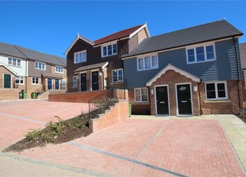 Thumbnail 2 bed terraced house to rent in Bannister Close, Hastings, East Sussex