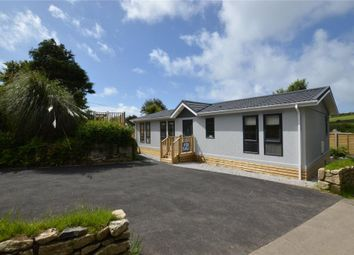 Thumbnail 2 bed detached bungalow for sale in Two Chimneys Caravan Park, Praa Sands, Penzance, Cornwall