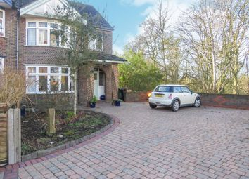 Thumbnail 3 bedroom semi-detached house for sale in Woodbury Hill, Luton