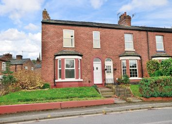 Thumbnail 3 bed end terrace house to rent in Knutsford Road, Latchford, Warrington