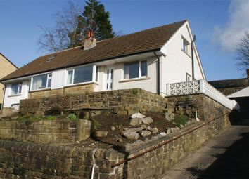 Thumbnail 3 bed semi-detached bungalow for sale in Hainworth Wood Road North, Keighley, West Yorkshire