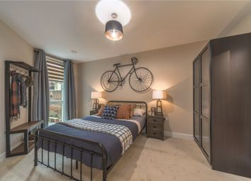 Thumbnail 2 bed flat for sale in Maritime, Hope Wharf, London
