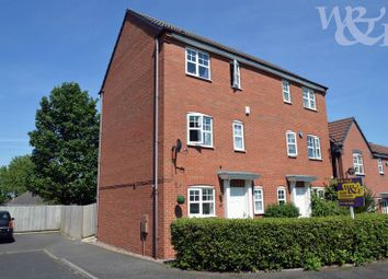 Thumbnail 3 bedroom semi-detached house for sale in Queens Gardens, Erdington, Birmingham