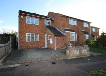 Thumbnail 3 bed end terrace house for sale in Hillgrounds Road, Kempston, Bedford