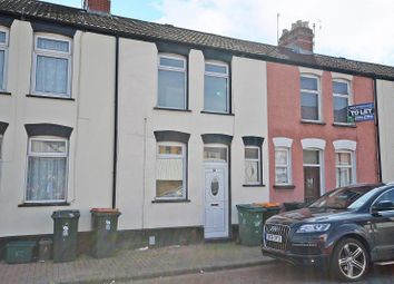 2 bed terraced house for sale in Argyle Street, Newport NP20