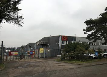 Thumbnail Warehouse for sale in Distribution Facility - P&H - Former, Wimbledon Avenue, Brandon, Suffolk, UK