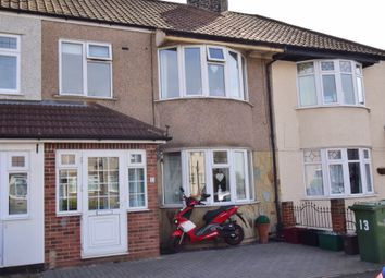 Thumbnail 3 bedroom terraced house for sale in Herbert Road, Bexleyheath