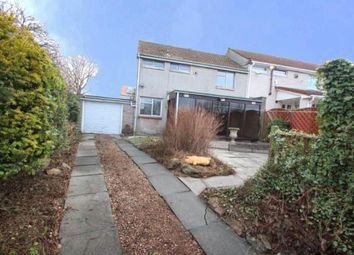 Thumbnail 3 bed end terrace house for sale in Huntly Drive, Glenrothes, Fife