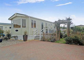 Thumbnail 2 bedroom mobile/park home for sale in Lebernham Grove, Birchington, Kent