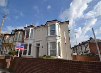 Thumbnail 1 bedroom flat to rent in Waverley Road, Southsea