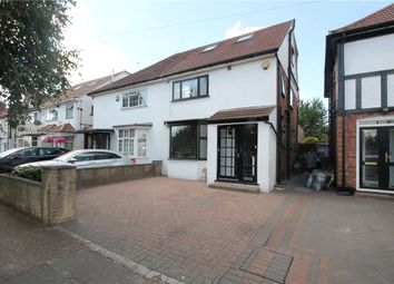 Thumbnail 4 bed semi-detached house to rent in Gresham Road, Hounslow
