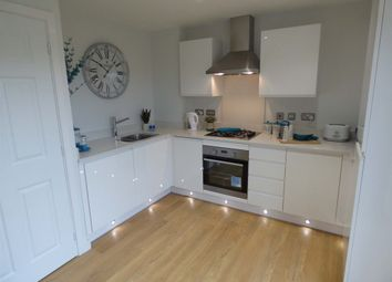 "Thumbnail 2 bed flat for sale in ""Waterside Mede Apartment Four"" at Pipistrelle Drive, Market Bosworth, Nuneaton"
