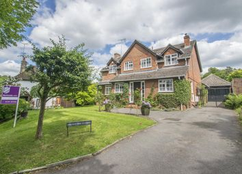 Thumbnail 4 bed detached house for sale in Cleeve Road, Goring On Thames