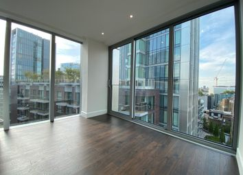 Thumbnail 1 bed flat to rent in 30 Piazza Walk, London