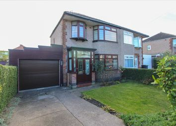 Thumbnail 3 bed semi-detached house for sale in Durlstone Crescent, Gleadless, Sheffield