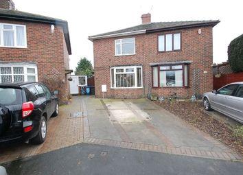 Thumbnail 3 bedroom property to rent in Jackson Avenue, Stretton, Burton Upon Trent, Staffordshire