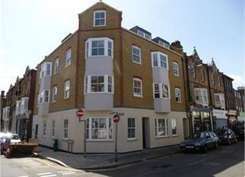 Thumbnail 2 bed flat to rent in East Street, Herne Bay, Kent
