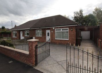Thumbnail 1 bed bungalow to rent in St. Ambrose Road, Astley, Tyldesley, Manchester