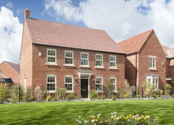 "Thumbnail 4 bed detached house for sale in ""Chelworth"" at Main Road, Earls Barton, Northampton"