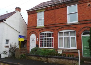 Thumbnail 3 bed terraced house to rent in Foregate Street, Astwood Bank