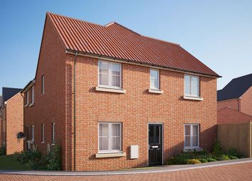 "Thumbnail 3 bed detached house for sale in ""The Mountford"" at Showground Road, Malton"