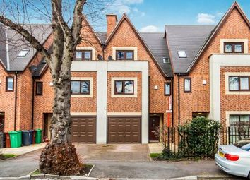Thumbnail 4 bed terraced house for sale in Darley Avenue, Chorlton, Manchester, Greater Manchester