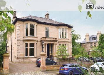 Thumbnail 1 bed flat for sale in Cleveden Drive, Kelvinside, Glasgow