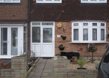 Thumbnail 3 bed terraced house to rent in Hurstleigh Gardens, Ilford
