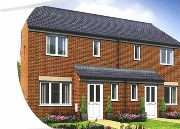 Thumbnail 3 bed end terrace house to rent in Stockmoor Drive, North Petherton, Bridgwater