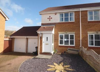 Thumbnail 2 bed semi-detached house for sale in Damson Road, Weston-Super-Mare