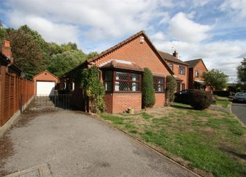 Thumbnail 3 bed detached bungalow for sale in Sheldon Close, Loughborough