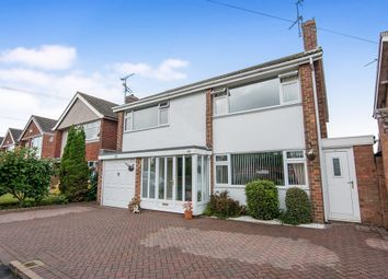 Thumbnail 4 bed detached house for sale in Ratcliffe Road, Atherstone