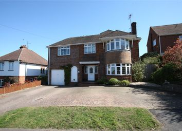 Thumbnail 6 bed detached house for sale in Brambleton Avenue, Farnham, Surrey