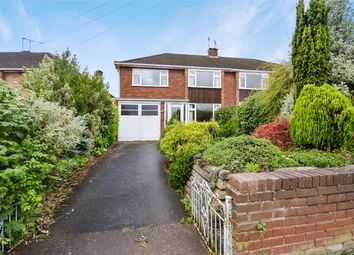 Thumbnail 3 bed semi-detached house for sale in Baginton Road, Styvechale, Coventry, West Midlands