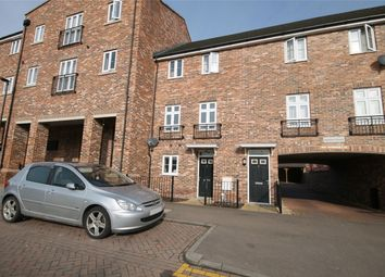 Thumbnail 4 bed terraced house for sale in Beauvais Square, Shortstown, Bedford