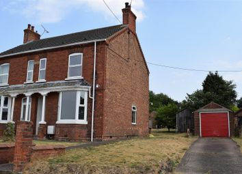 Thumbnail 3 bed semi-detached house for sale in Queens Road, Barnetby
